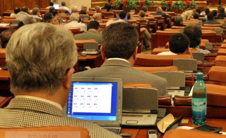 Parlamentul – de la două Camere, într-o garsonieră înghesuită!