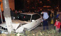 Urmărire spectaculoasă pe străzile Galaţiului, cu poliţişti căzuţi de fraieri, în scena de final