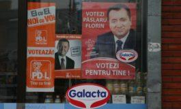 Lu' Galacta electorală i se Aramă de Pîslaru