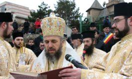 Aşa a luat-o-n barbă PS Casian de la Patriarhul Daniel