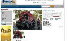Dovada că agenţia Newsin a fost făcută de rîs de corespondentul foto din Brăila