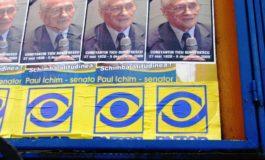 """Ţărăniştii de la oraş au pus """"ochiul"""" pe senatorul Ichim"""