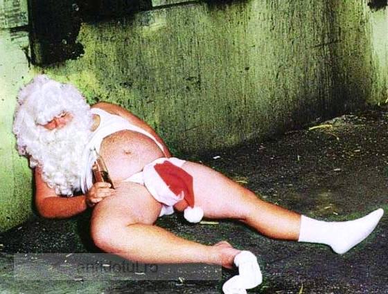 Un Moş Crăciun fericit!