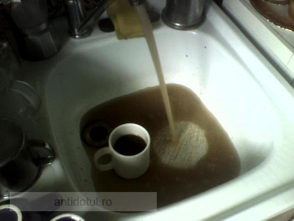 Se scumpeşte mizeria de la robinete