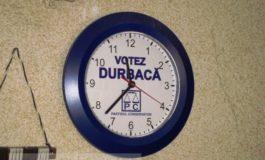 Lui Durbacă i-a sunat ceasul de perete