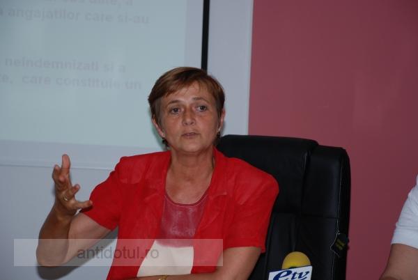 Asistenta lui Ţicău este noua directoare de la AJOFM