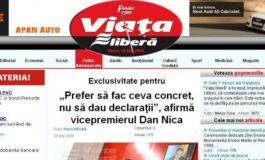 Ca ministru, Dan Nica are mînă bună. Mult mai bună decît a lui Paul Păcuraru