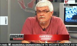 Cum şi-a dat jurnalistul Dan Paic cu deontologia în cap