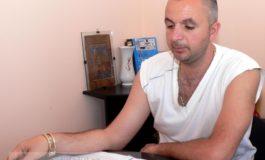 Marele mafiot Titi Sgîrcitu, din Brăila - arestat în maiou şi şlapi chinezeşti