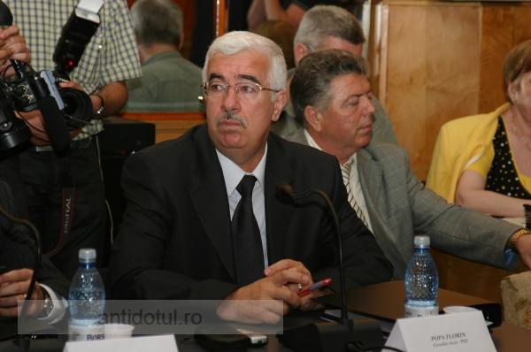 Florin Popa, un City Manager cu acte în neregulă