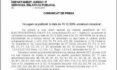 Lista blocurilor rămase fără căldură în urma unei avarii produsă la conductele Electrocentrale