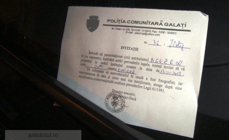 E clar că poliţiştii comunitari este conduşi de-o Gîscă