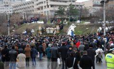 """Casian a mărturisit în faţa mulţimii adunate de Bobotează: """"sînt un păcătos şi un netrebnic""""!"""