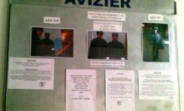 Poliţia Comunitară şi-a tras panou de (dez)onoare