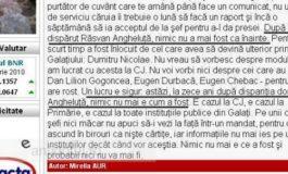 Editorialista Mirella Aur are dreptate: într-adevăr, nu există viaţă după Răsvan Angheluţă