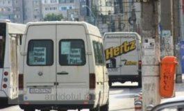 Schimbarea la faţă a transportului cu maxi-taxi