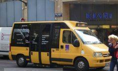 Ceva e putred cu maxi-taxiurile astea!