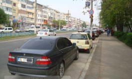 În Galaţi există parcarea unde oprirea este interzisă