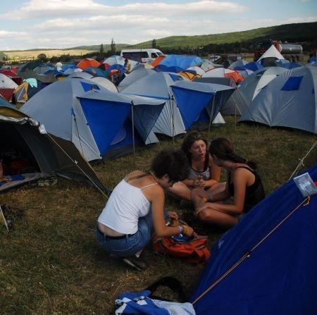 Unde se spală la cur cei care merg cu cortul la munte