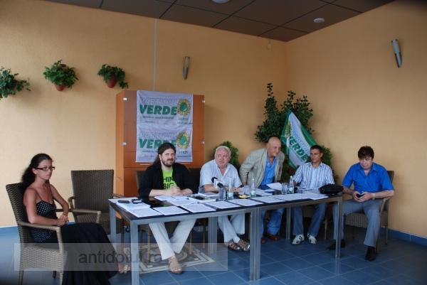 Partidul Verde reciclează la greu tineri pensionari