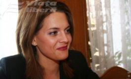 Necăsătorită, președinta Tribunalului Galați, judecătoarea Carmen Sandu, a devenit mamă