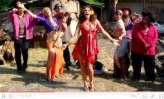 Imnul expulzaților din Franța (caterincă video)