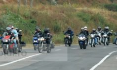 Brăila, ocupată de motocicliștii din Galați