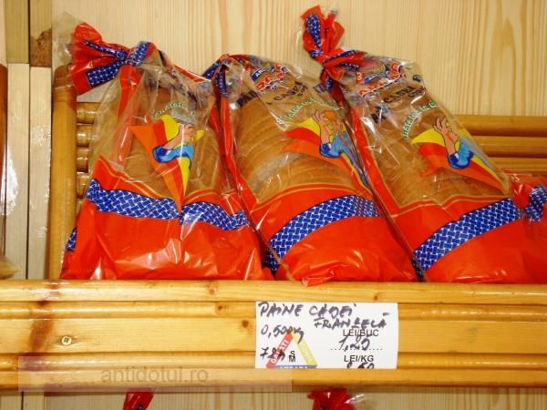 De astăzi, Arcada a scumpit E-urile din pîine