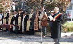 1 decembrie încremenit în cimitirul Eternitatea