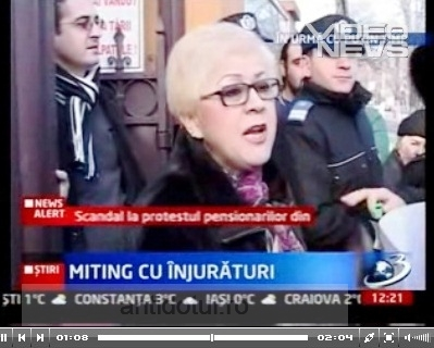 Mahalagioaica Domnica Toader (video)