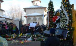 Lume puțină și săracă la înmormîntarea lui Chiaburu