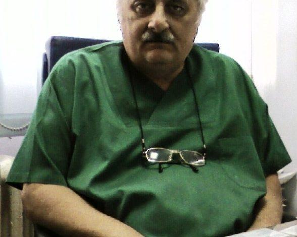 Penibilii Galațiului 2010. Locul 8: dr. Nicolae Bacalbașa