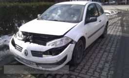 Fotbalistul Sălăgeanu de la Oțelul Galați a provocat un accident rutier (foto)