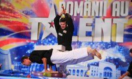 Akikai și Mădălina Felea din Galați au talent pe dracu!