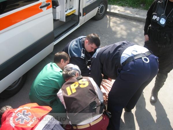 În Spitalul de Urgență Galați se mușcă la greu