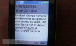 Eu, Iulian Grosu, am cîștigat 5.000 de euro și un Nokia N95