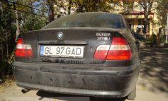 Oh, my fuckin' GAD: în Galați a apărut primul Oltcit-BMW!