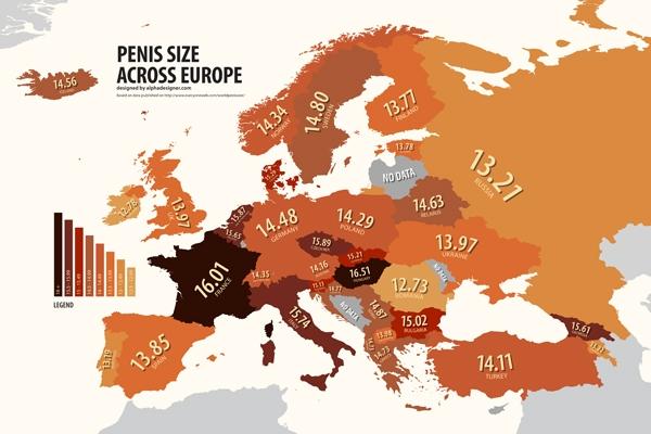clasificarea penisurilor după mărime)