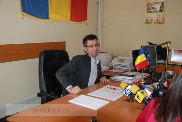 Vicele Ciumacenco vajnic apărător al onoarei Primăriei Galați