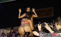 Sex oral pe scena Eros Show 2011 (atenție, poze explicite)