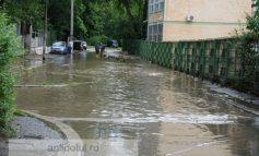 Apă Canal a oprit apa mai devreme și îi dă drumul mai tîrziu