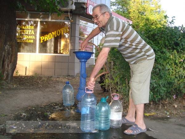 Contrabandă cu apă chioară