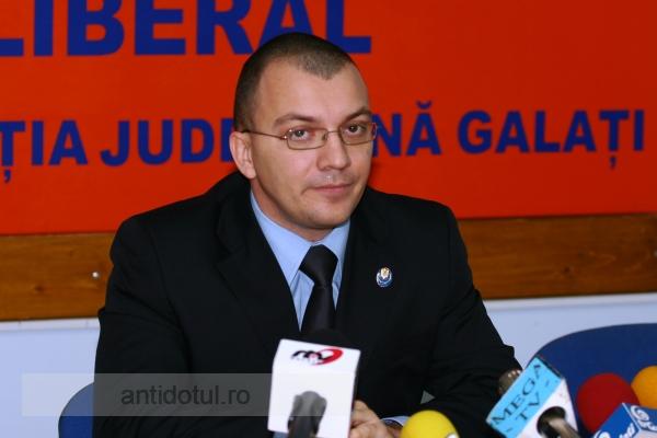 Semnătura de retardat de pe demisia lui Boldea din PDL (foto)
