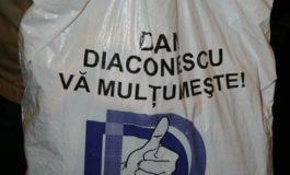 Paișpe șmecheri pe-un loc la ciolanul partidului lui Dan Diaconescu, în Galați
