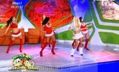 Moșule, ce tînăr ești, dar și ce dansatoare grase ai! (video Andreea Bălan 2011)