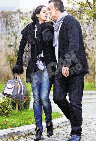 Incredibil, pînă și Adrian Enache are amantă (poze, video)