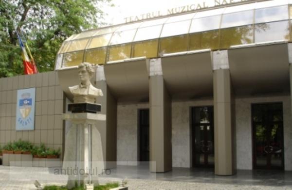 O închisoare CIA a funcționat în România, în clădirea Teatrului Muzical din Galați