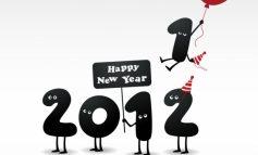 Și la anul care vine, să o ducem mult mai bine. La Mulți Ani, 2012!
