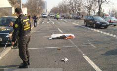 Femeie omorîtă pe trecerea de pietoni, pe faleză, de o mașină Rosegur (foto)