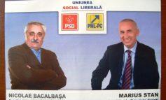 Stan și Bacalbașa promit nimicul absolut în pliantele lor electorale (foto)
